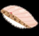 :sushi_nodoguro: